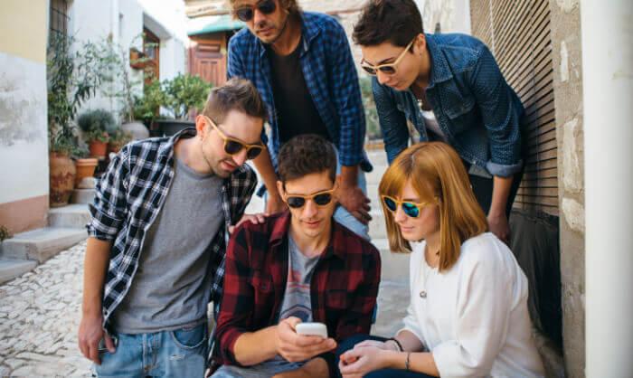 Digitale Rubbellose für Social Media Gewinnspiele