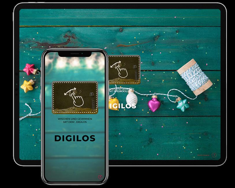 Digitaler-Adventskalender-auf-IphoneX-und-Tablett