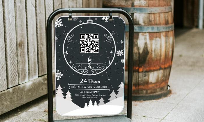 Digitale Adventskalender stationären Handel stärken